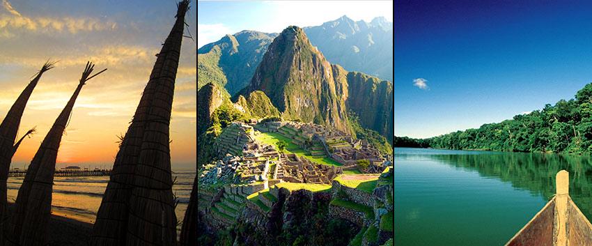 Peru at a glance