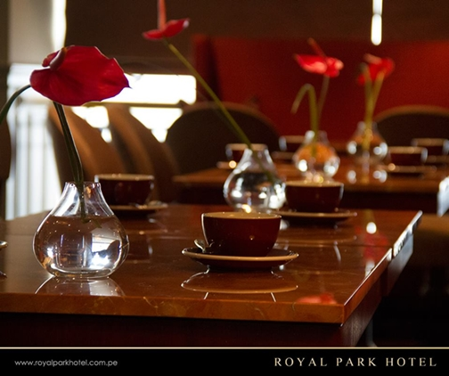 Royal Park Hotel Celebrates Tea Time