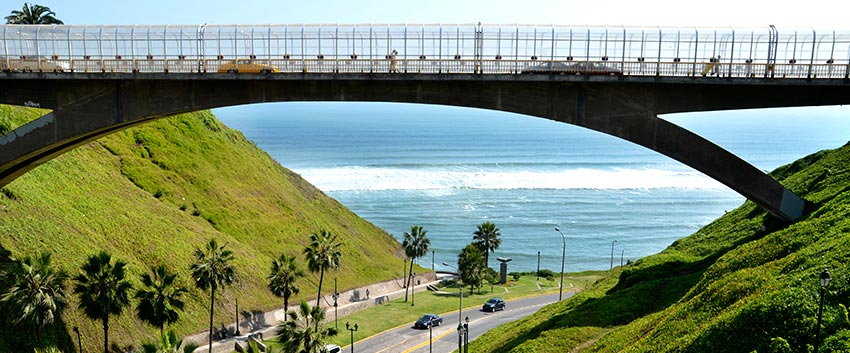Stay in your Business Hotel near Miraflores
