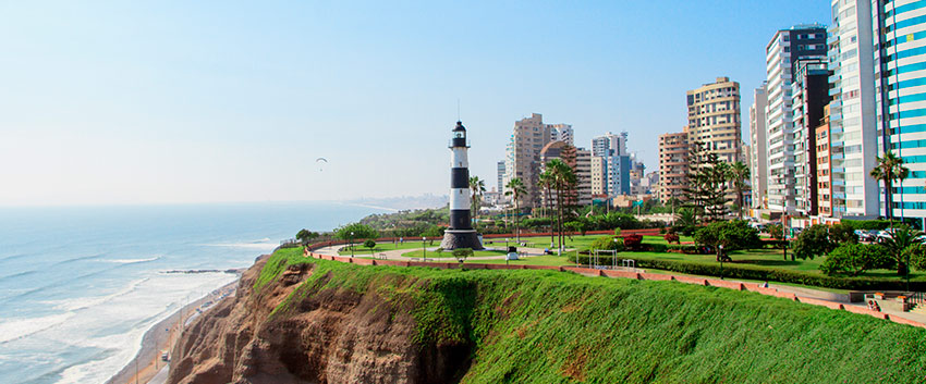 4 Places to Visit in Miraflores