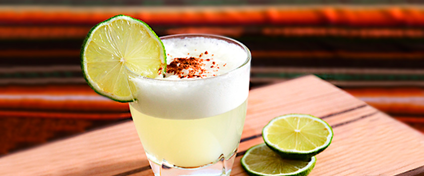 Pisco Sour – The Pride of Peru