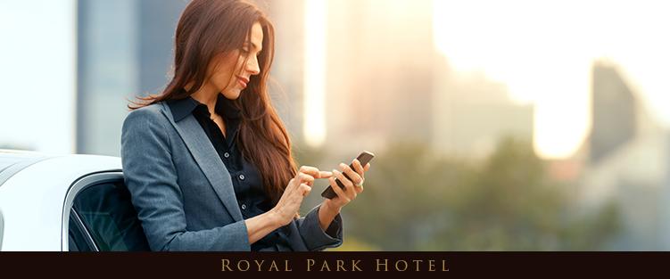 Royal Park: Envía un abrazo a todas las mujeres en el día internacional de la mujer